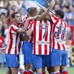 Atlético - Málaga | 2008/09