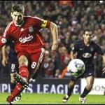 Liverpool - Atlético   Champions League 2008/09
