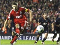 Liverpool - Atlético | Champions League 2008/09