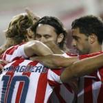 Atlético - Mallorca | Liga 2008/09