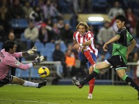 Atlético - Racing | Liga 2008/09
