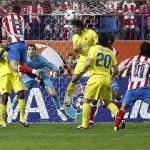 Atlético-Villarreal | Liga 2008/09