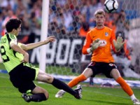 Atlético-Zaragoza | Liga 2009/10