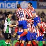 Racing-Atlético | Copa del Rey 2009/10