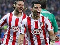 Atlético 2 - Deportivo 0 | Liga 2010/11