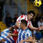 Málaga 0 - Atlético 3 | Liga 2010/11
