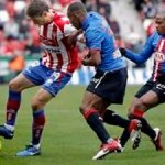 Sporting 1 - Atlético 0 | Liga 2010/11