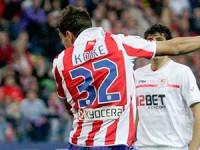 Atlético 2 - Sevilla 2 | Liga 2010/11