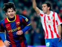 Barcelona 3 - Atlético 0 | Liga 2010/11