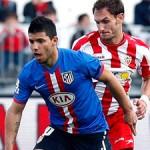Atlético 2 - Almería 2 | Liga 2010/11