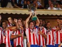 Atlético campeón de la Supercopa