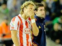 Racing 2 - Atlético 1 | Liga 2010/11
