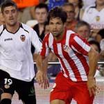 Valencia 1 - Atlético 0 | Liga 2011-12