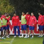 Plantilla del Atlético
