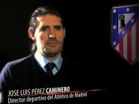 Jose Luis Perez Caminero sobre la contratación de Diego Pablo Simeone