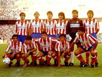 1-1991 Once Final Copa del Rey vs. RCD Mallorca