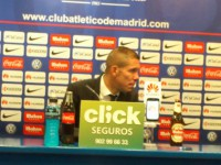 Simeone en rueda de prensa - derbi Real Madrid