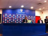 Simeone rueda de prensa tras partido Malaga