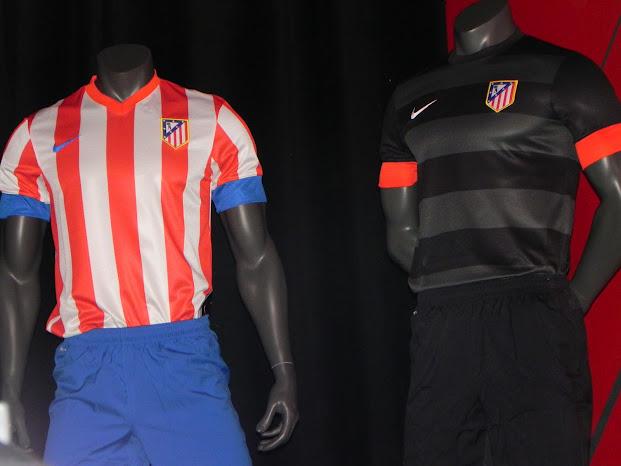 Atletico Madrid uitshirt 2012/2013