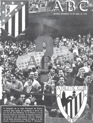 Portada ABC última jornada Liga 1970