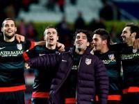 El Atlético de Madrid alcanzó la final de la Copa del Rey después de eliminar al Sevilla