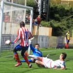 Ndoye marca un gol al Sporting