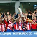 Atletico campeon Europa League 2010