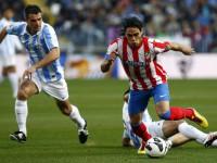 Málaga 0 - Atlético 0
