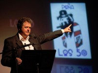 Juan Luis Cano presentó el acto