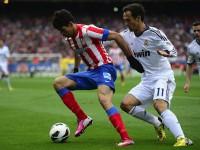 Diego Costa y Carvalho en el derbi.