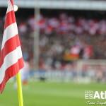 Banderín del Atlético de Madrid