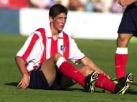 Debú de Fernando Torres