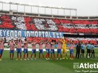 Leyenda inmortal Atlético de Madrid