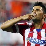 Villa celebra el gol de la Supercopaq