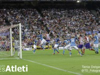 Miranda gol al Zenit Liga de Campeones