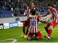Arda celebra el gol en Oporto