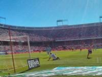 gol de Costa tercer banquillo