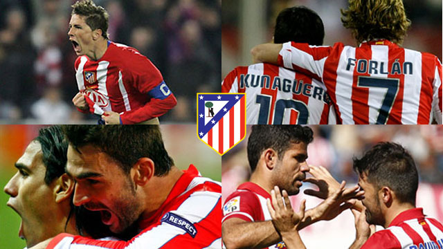 (Fotos: www.fernando9torres.com, www.diegoforlan.com y www.clubatleticodemadrid.com)