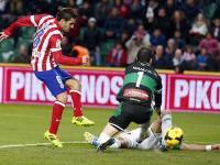 Koke marca gol al Elche