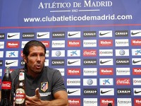 Simeone Atletico de Madrid