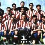 Atlético de Madrid campeón de Liga 1940