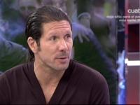 entrevista Simeone en Cuatro