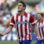 koke gol atletico de madrid al malaga