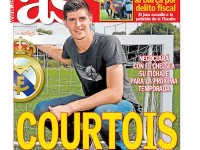 Courtois portada As