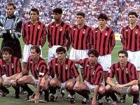 alineación Milan