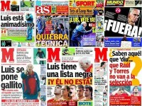 portadas prensa contra Luis