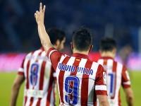 David Villa goles al Celta