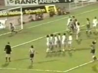 Gol de Luis Aragonés al Bayern de Munich