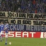 protesta schalke 04