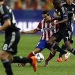 Atlético Chelsea semifinales Liga de Campeones ida